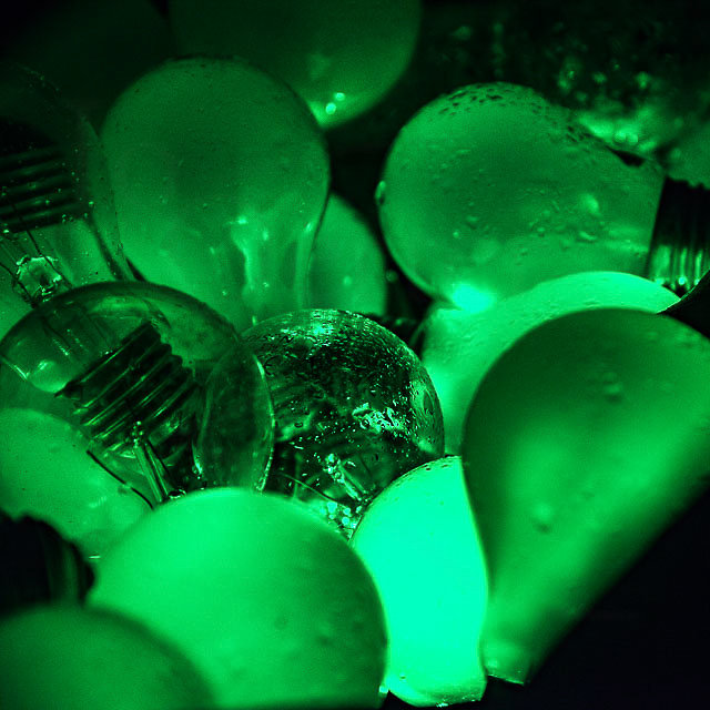 Glühbirnen II